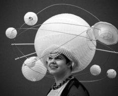 Solar System Head Piece